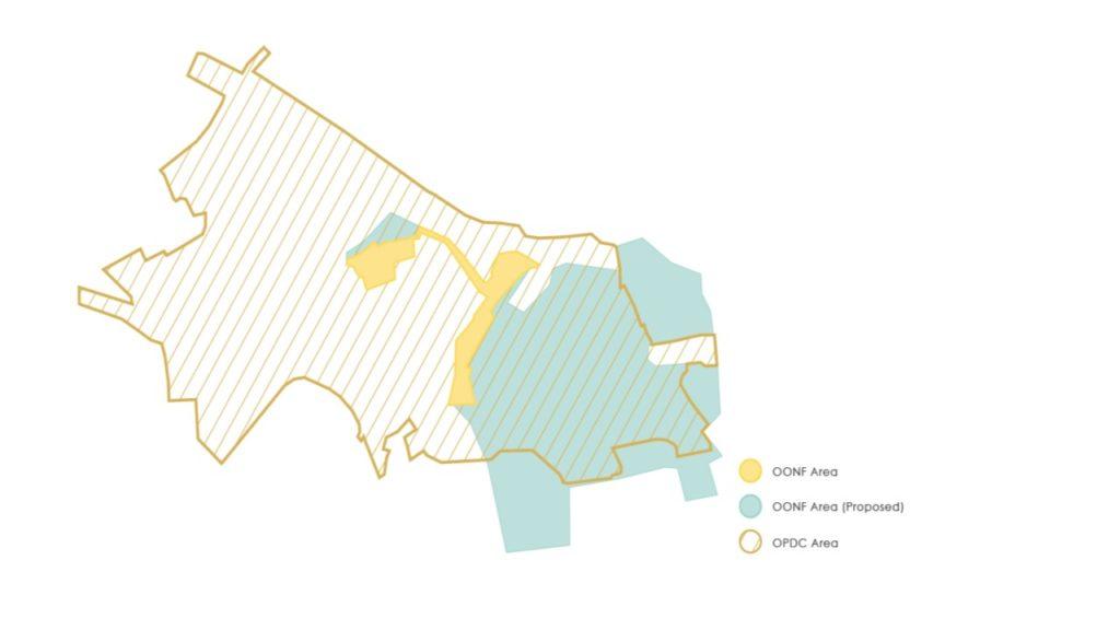 Designation map